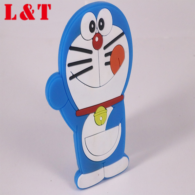 Factory Price Custom 3D Pvc Rubber Patches