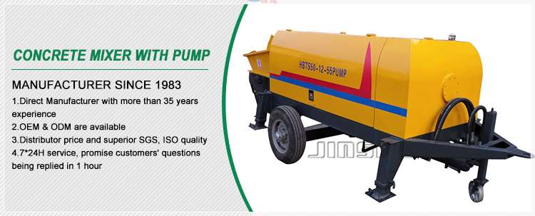 High Quality Of Mobile Trailer Small Concrete Cement Pump Truck In India  Price - Buy Concrete Pump Truck Small Portable Concrete Pump,Concrete Pump
