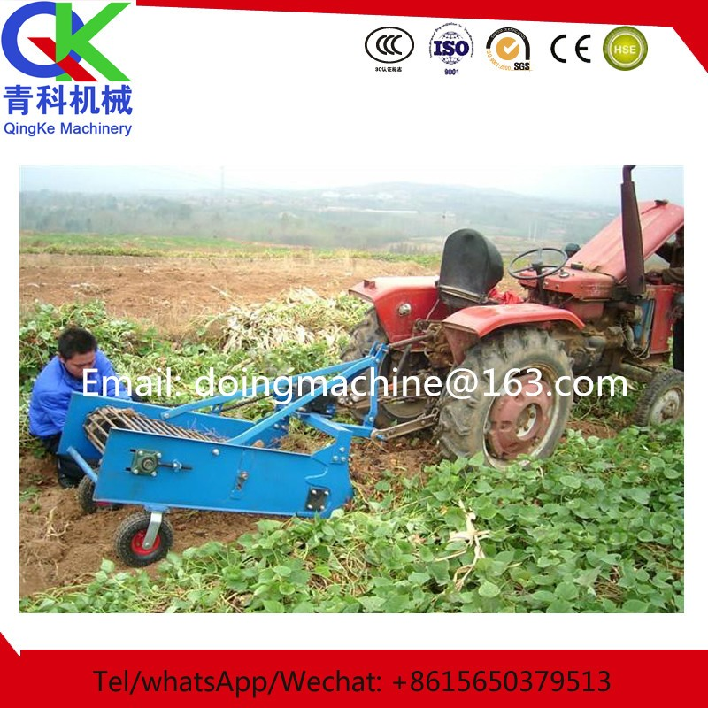 2016 best selling Potato harvester made in China
