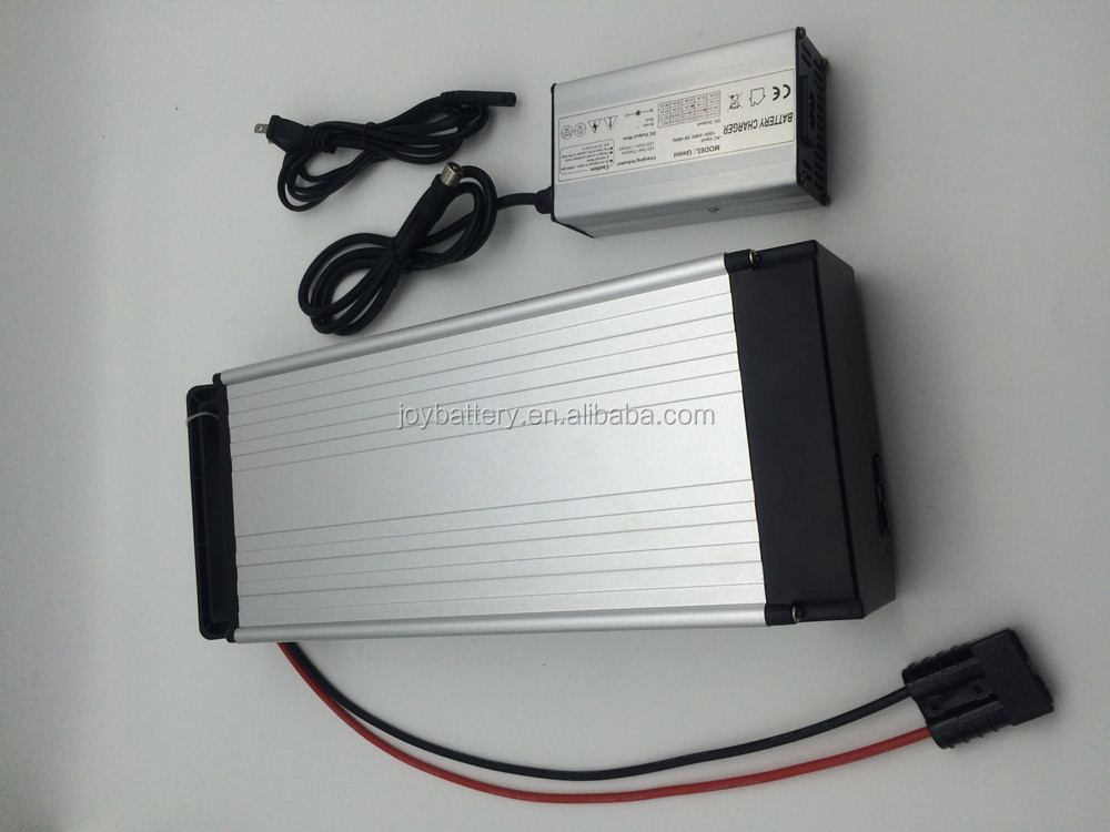 High Power 48v 20ah electric bike/ebike/bicycle li ion lithium rear rack battery
