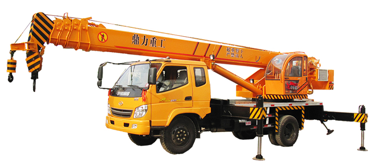Power Wheels Crane : Mobile outrigger truck crane for agriculture construction