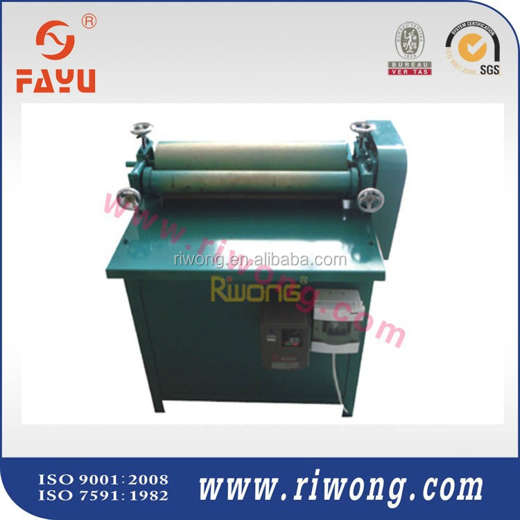 Roller Coating Machine for License Plate Printing