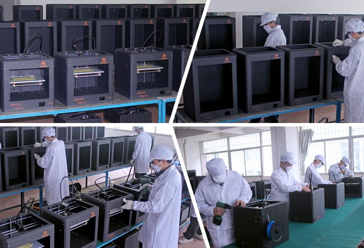 Mingda 3d Printer China Screen Printing 300*200*400mm Prusa I3 3d ...