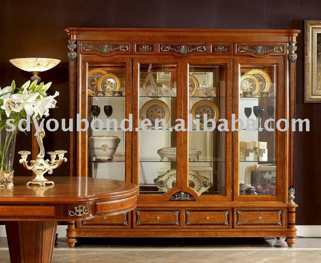 Classic Furniture 0029 4 D Showcase   Buy Italy Design Classic Furniture,Wooden  Classic Showcase,European Classic Furniture Product On Alibaba.com