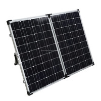 140W Folding Solar Panel Folded Solar Panel Price with Good Quality