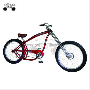 24-26 inch adult chopper bike