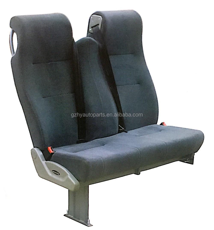 School Bus Double Seat With Seat Belts & Arm Rest - Buy School Bus ...