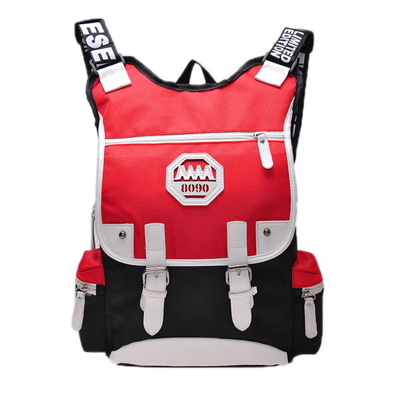 High quality Fashion Backpack for women men children backpacks Durable School bags for teenage boys and girls school supplies
