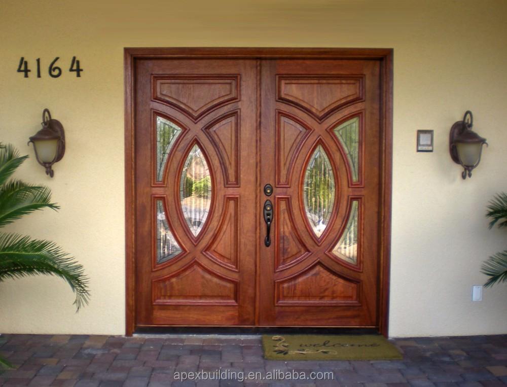 Simple kerala front door design house main door design for Simple main door design