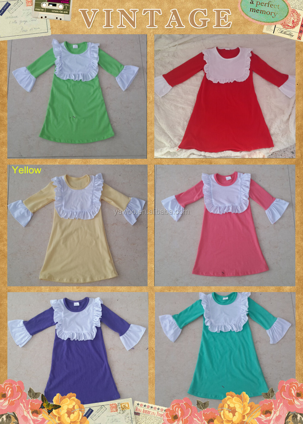 China Supplier High Quality New Plus Size Children Girls Forck ...