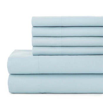 Whole 1800 Thread Count Egyptian Cotton Microfiber Bed Sheet