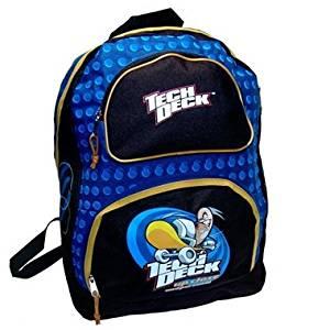 Boys Tech Deck School Backpack Bags (Full Size)