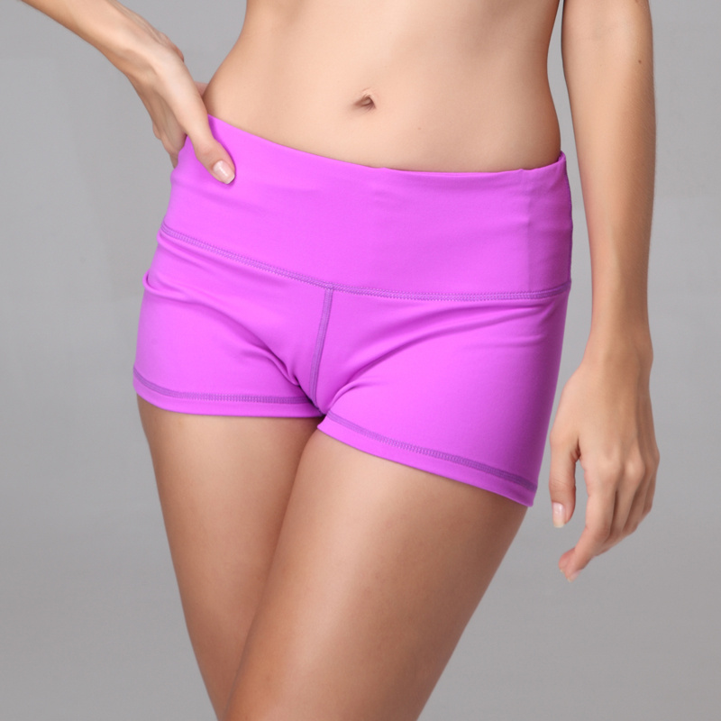 336e1e10cc Latest design sport tight shorts various color womens yoga shorts ...