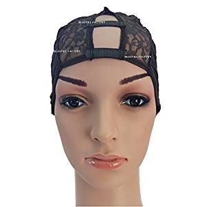 Beauties Factory DIY Wide Gap Middle Center U Part Weaving Wig Cap Net Mesh Adjustable Strap by Beauties Factory