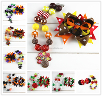 Thanksgiving, Halloween, Christmas Wholesale boutique hair bows
