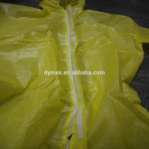Protective Disposable Colored Paintball Coverall on Hot Sale