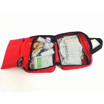 Wholesale safety car first aid kit with FDA approved tool kits for car