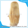 best quality long blonde human hair wig unprocessed cheap Chinese hair long blonde human hair wig for white women