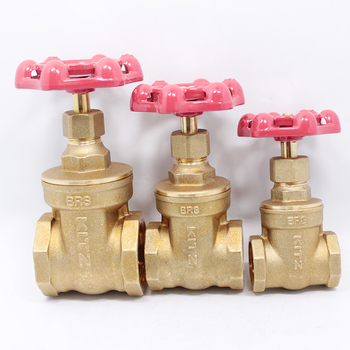 Wholesale Japan KITZ FR class 125 forged brass gate valves