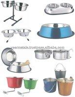 Pet Products/Dog bowl/Pet Bowl/coop cup/Pail bucket