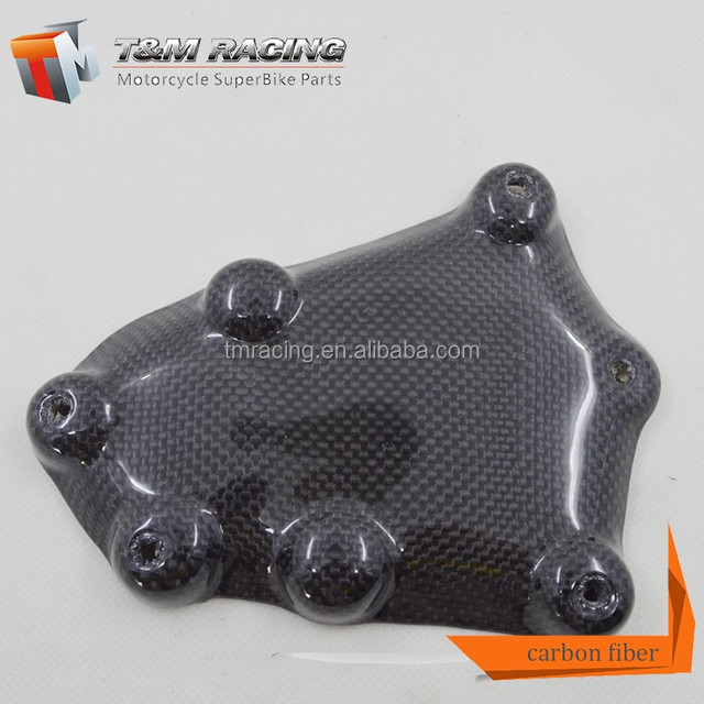 Carbon fiber motorcycle part side tank cover for HONDA CBA1000RR 08-11 Swingarm cover