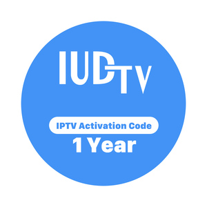 IUDTV IPTV Account 1 Year German France and UK IPTV Channels Subscription for Linux and Android TV Boxes