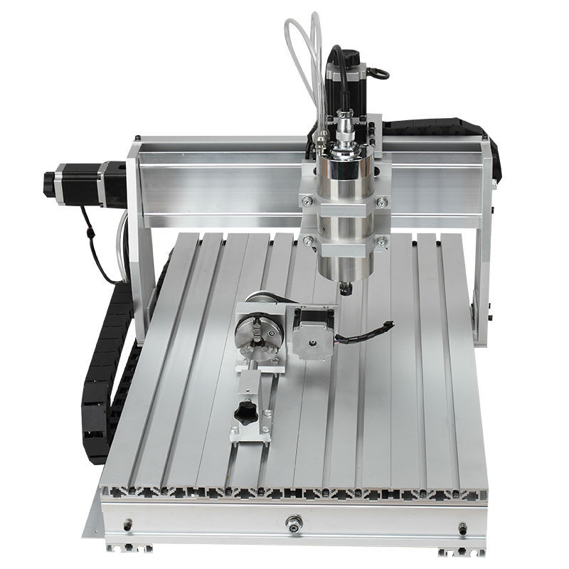 4 Axis Cnc 6040 China Mini Diy Desktop Hobby Cnc Router Kits For Sale For Woodworking