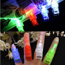 led finger lights flashing popular in the party