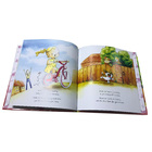 printed Child English story cartoon books