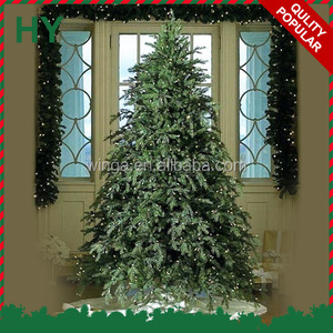 Santas Best Christmas Trees.Environmental Santa Best Craft Christmas Tree