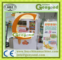 Orange Juice Vending Machine for school/shops