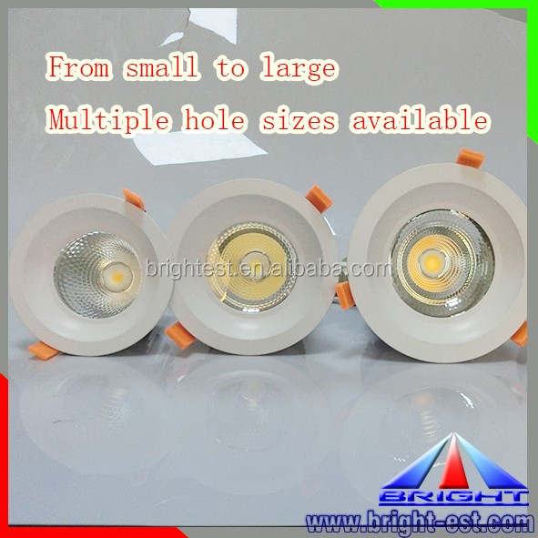 Dali Dimmable Led Cob Downlight,0-10v Dimmable Led Downlighting ...