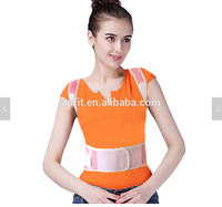 2018 Amazon Hot Sale Best Fully Adjustable Posture Corrector for Women and Men