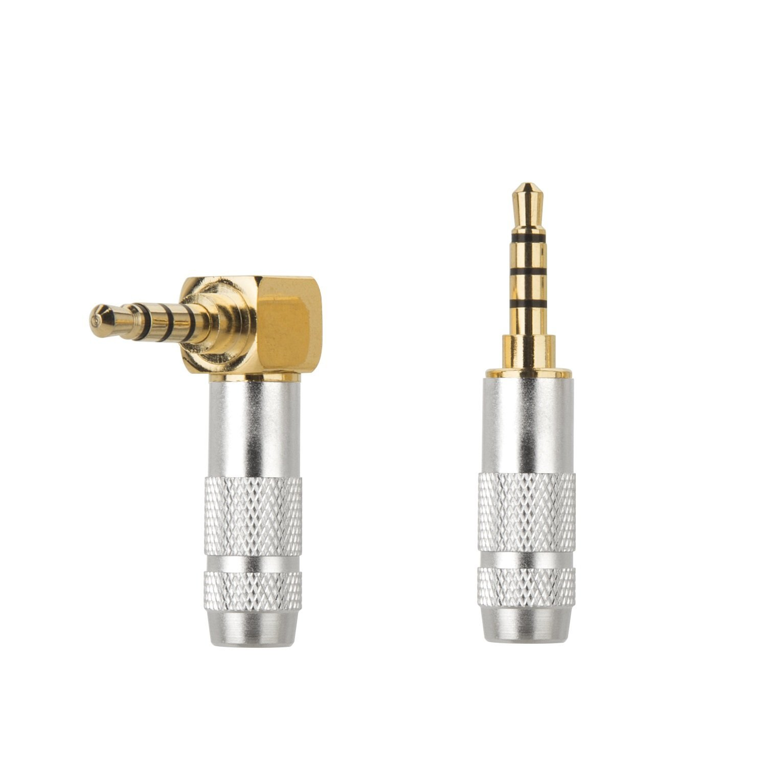 35mm Jack Wiring Cheap 3 5mm 4 Pole Find Deals On Line At Get Quotations Timibis 2pcs Barss Stereo Audio Plug Connector Male Headphone Soldering