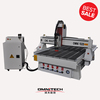 Woodworking cnc router machinery servo motor and HSD spindle