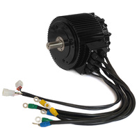 10KW BLDC motor electric motorbike conversion kit