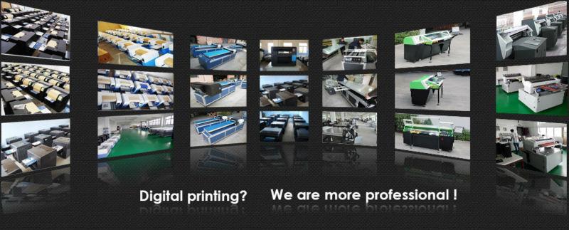Logo Uv Printer Glass Plastic Bottle Printing Machine