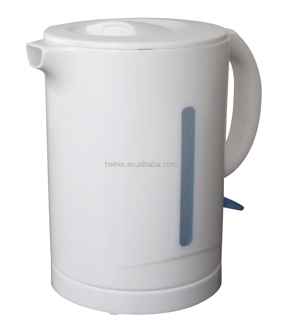 1.7L plastic electric kettle manufacture