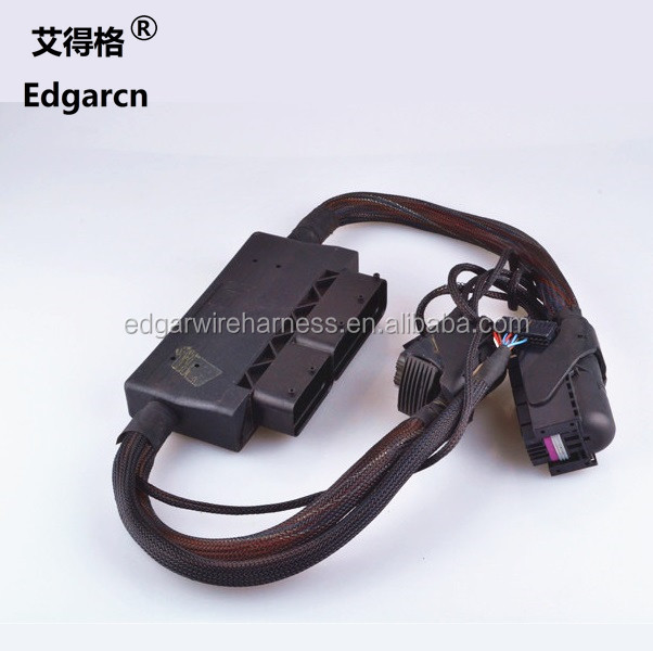 Vehicle wire harness for Bosch ECU