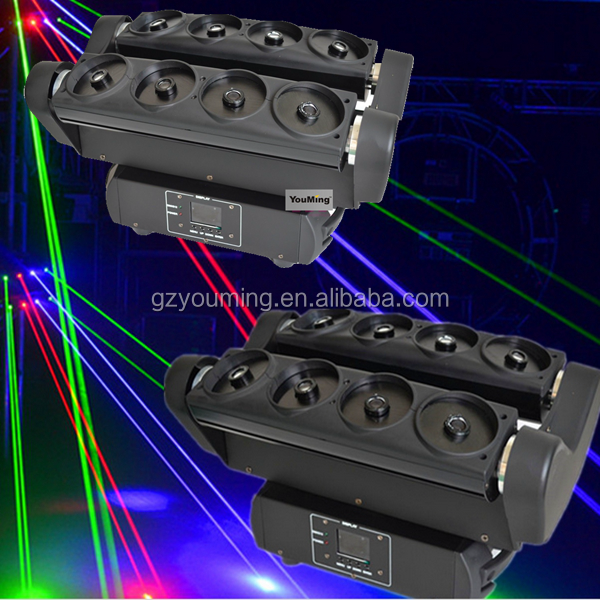 RGB laser projector DMX wide beam laser for stage disco club lighting