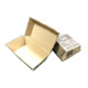 Cheap custom paper kraft burger box for food paper box company