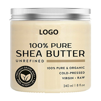 Private Label Natural Skin Care Unrefined Raw Shea Butter