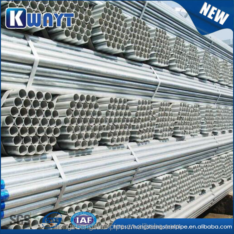 Cheap Customized Schedule 10 Gi Hot Dipped Galvanized Steel Pipe