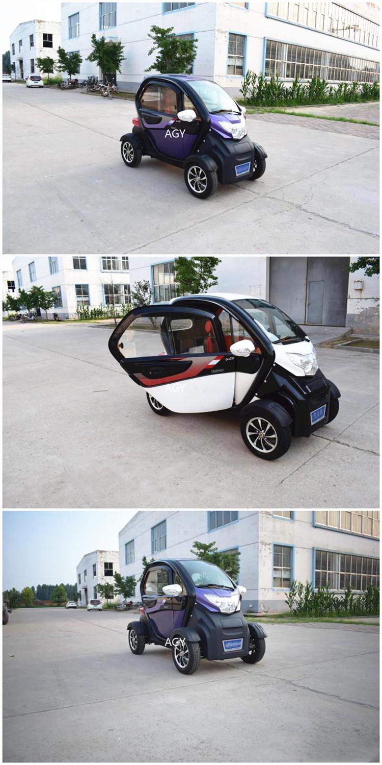 AGY haute vitesse ce véhicule électrique quatre roues voiture à vendre