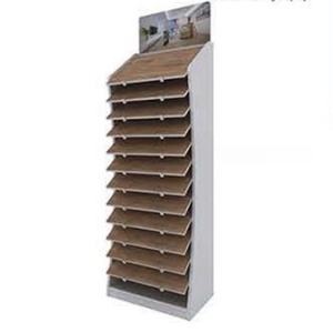 top quality Strong holder displaying stands for laminate floors carpet rug tile polish rack display bread wire hat display rack