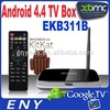 CS918 Quad Core RK3188 Smart TV Box 2GB 8GB Google Android 4.4 Mini PC Kodi with Bluetooth