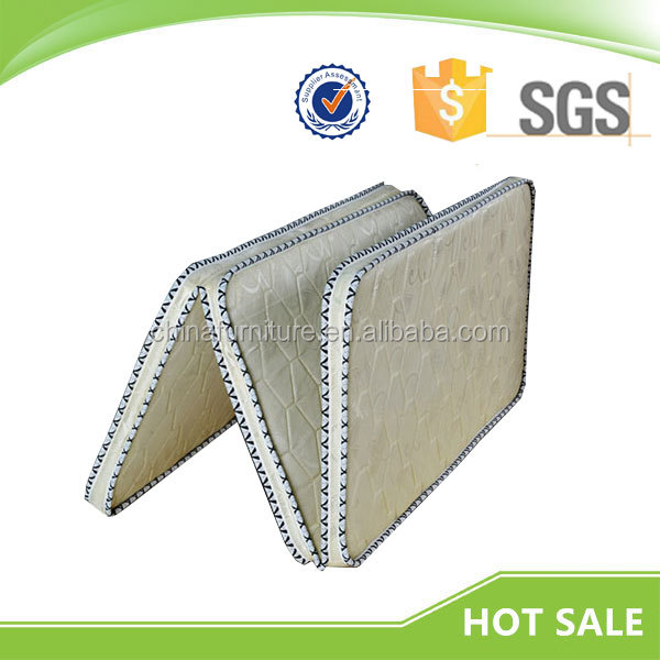 3 folding mattress easy carry convenient single foam mattress