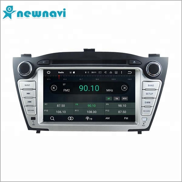 Android 8.0 auto dvd player für HYUNDAI TUCSON/ix35 (2009-2013) mit bluetooth gps