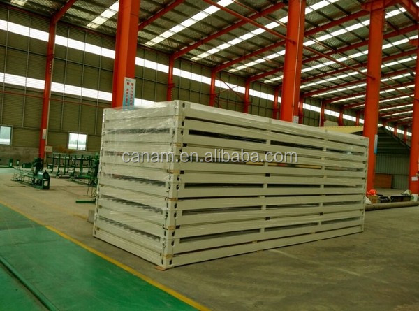 Single Storey Sandwich Panel Prefabricated House