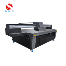 A4 Foto Digital Kartu PVC Warna Laser UV Printer